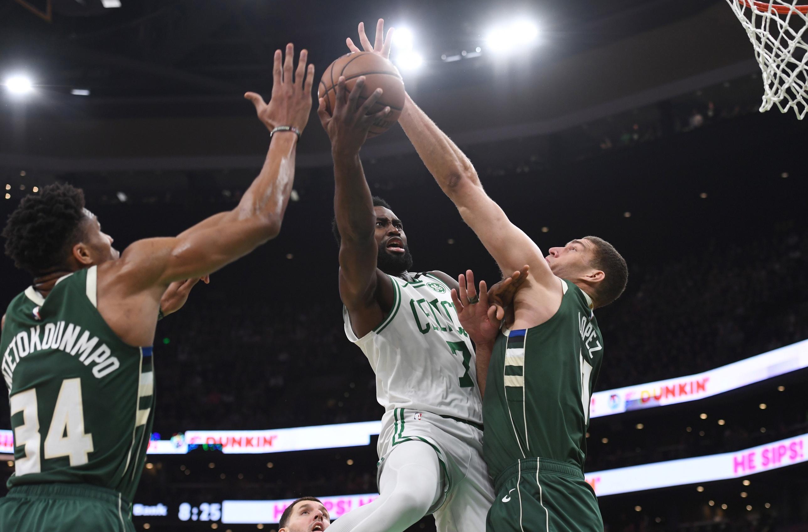 Recap: Bucks survive Boston's hot start and take 2-1 series lead