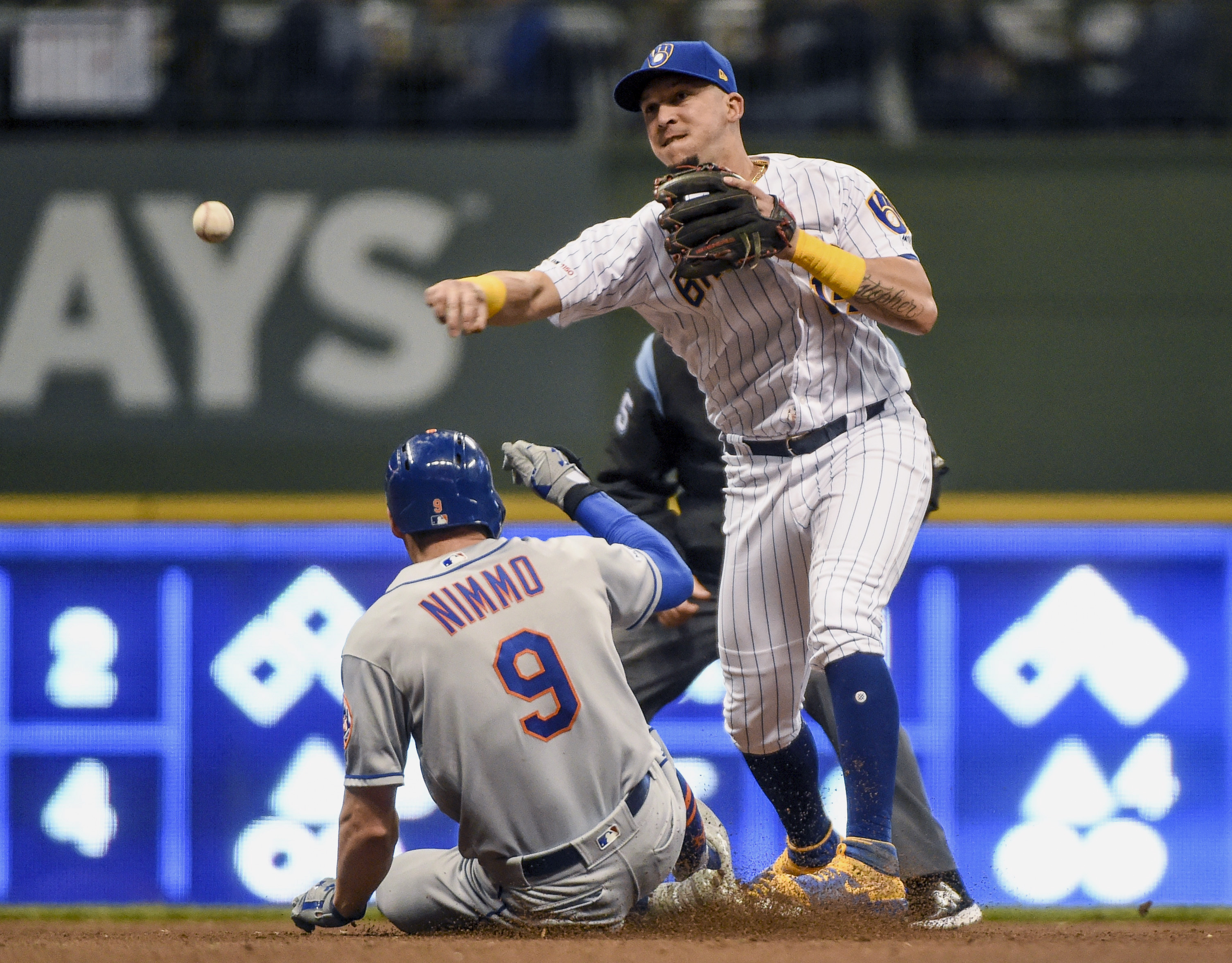 5/4/19 Game Preview: New York Mets at Milwaukee Brewers