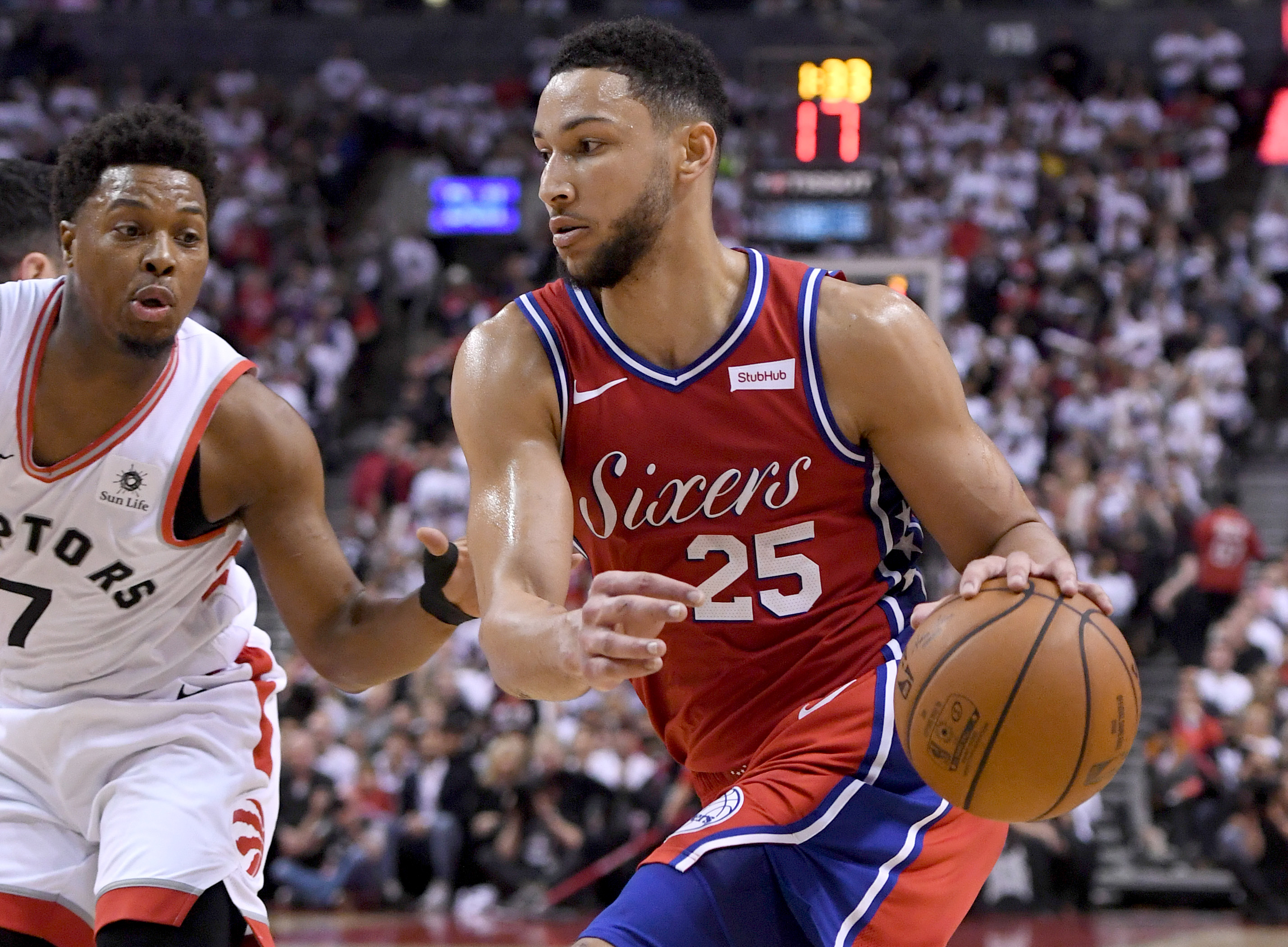 NBA rumors: Sixers could look to move Ben Simmons for LeBron James