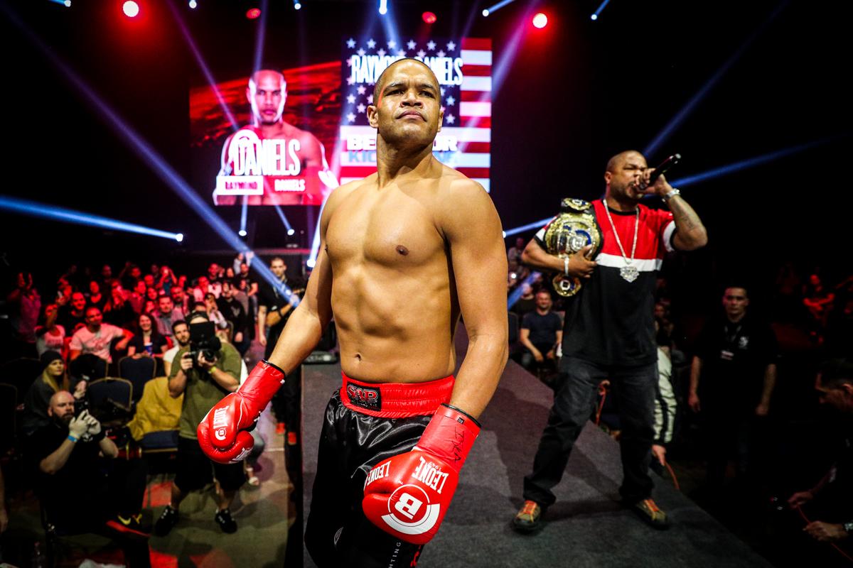Watch: Raymond Daniels Delivers A Brutal KO at Bellator Birmingham