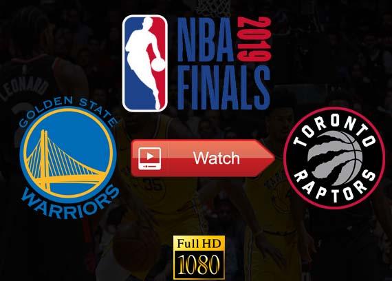 Warriors vs Raptors 2019 live Reddit