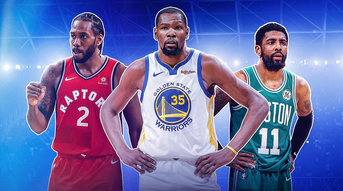 2019 NBA Free Agency Tracker