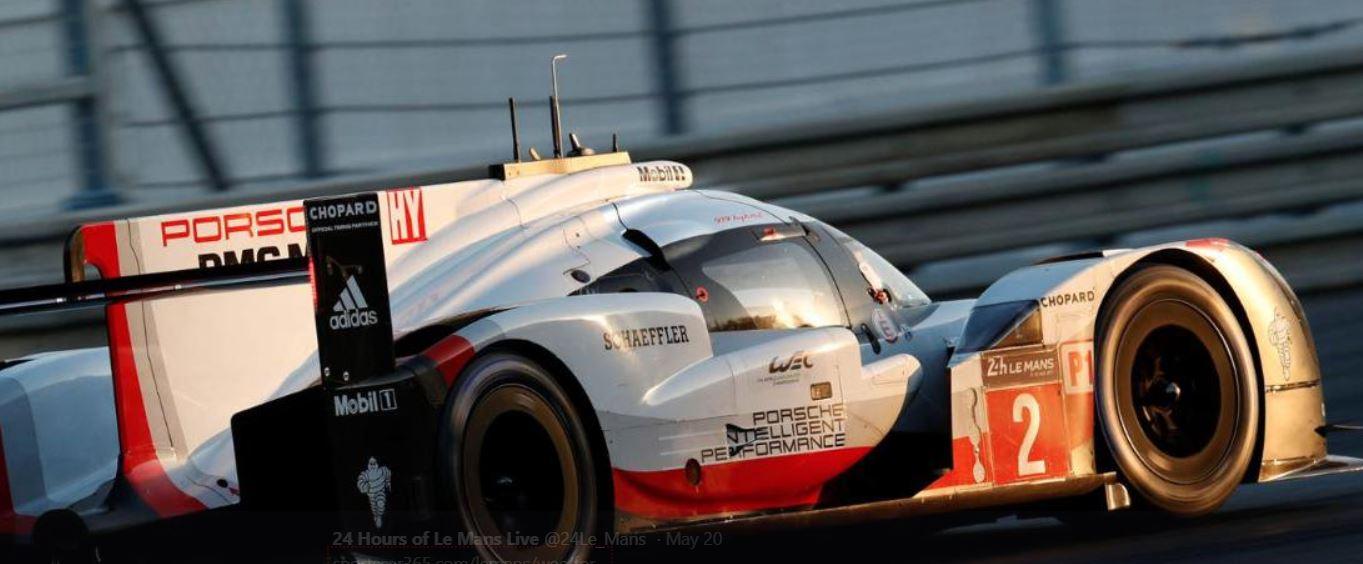 24 Hours of Le Mans 2019 VPN