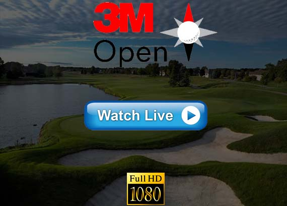 3M Open 2019 live stream Reddit