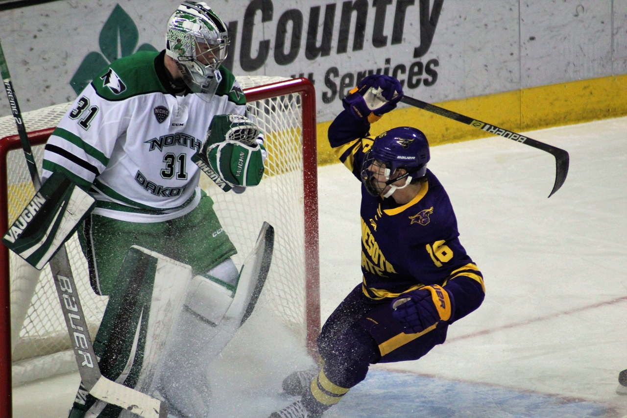 UND Hockey: The Puck Stops Here