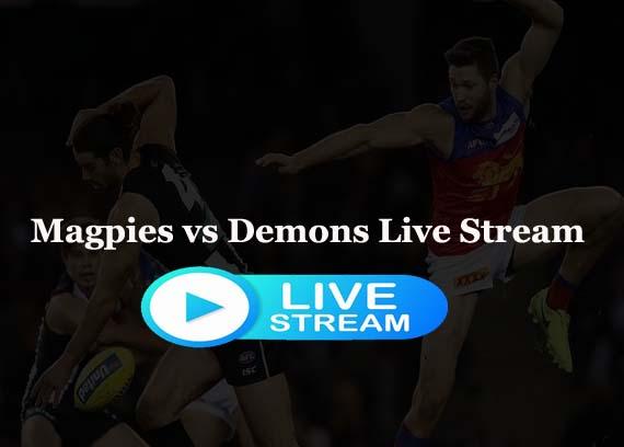 Magpies vs Magpies Live