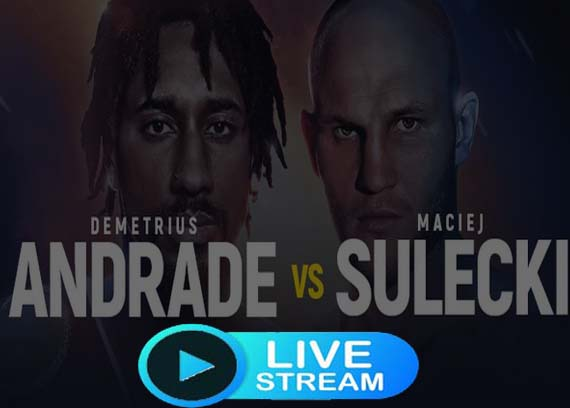 Andrade vs Maciei Live