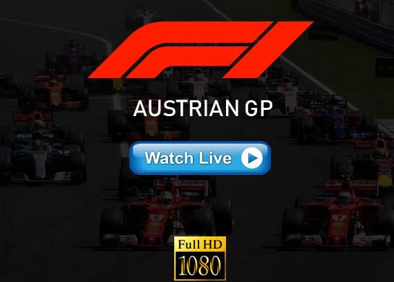 Austrian Grand Prix live streaming reddit