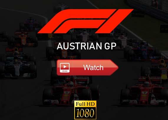 Austrian Grand Prix live stream reddit