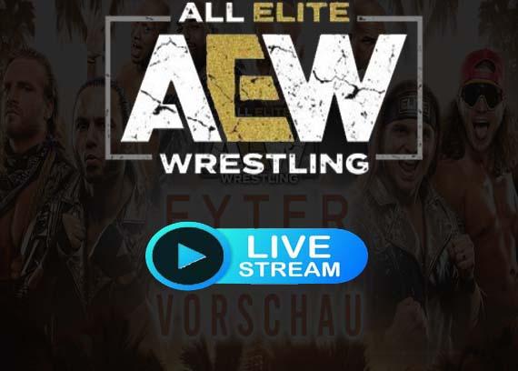 Livestream All Elite Wrestling Free online