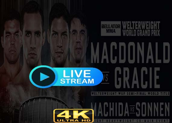MacDonald vs Gracie