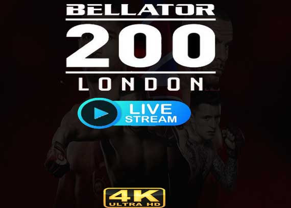 Bellator 223/London Reddit Stream