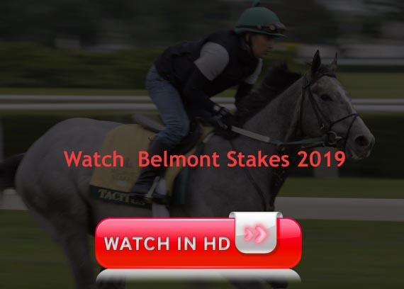 Belmont Stakes 2019 Live Stream