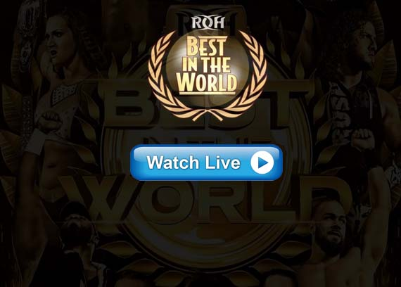 ROH Best in the World live streaming
