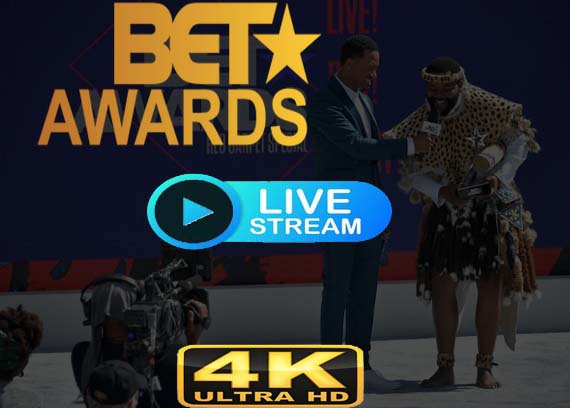 BET Awards Live Stream from Anywhere
