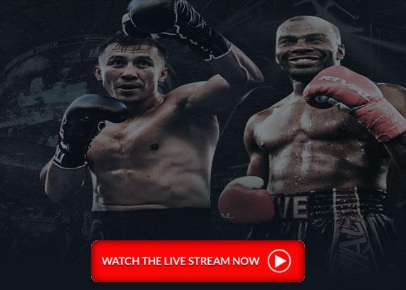 GGG vs Rolls Live Stream
