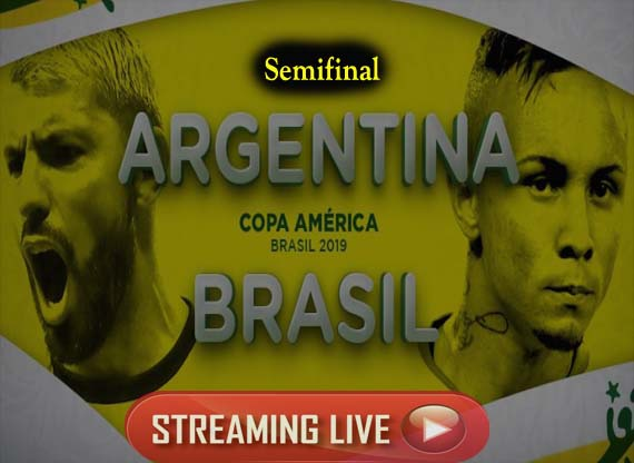 Brazil v Argentina Live Stream