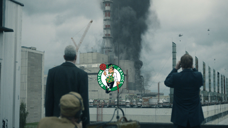 Bigger disaster: Chernobyl or the Celtics summer?
