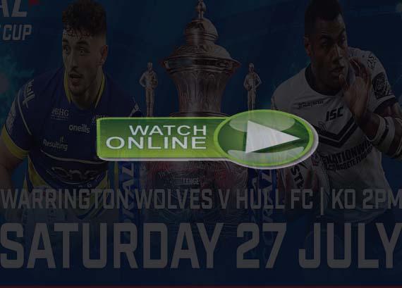 Hull FC vs Warrington Wolves Live Stream
