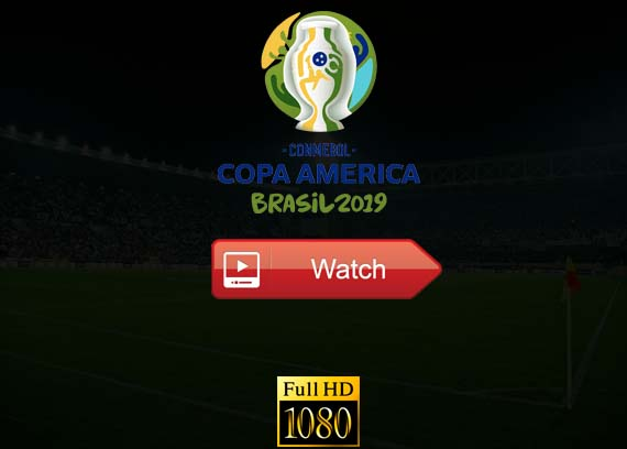 Copa America 2019 live stream