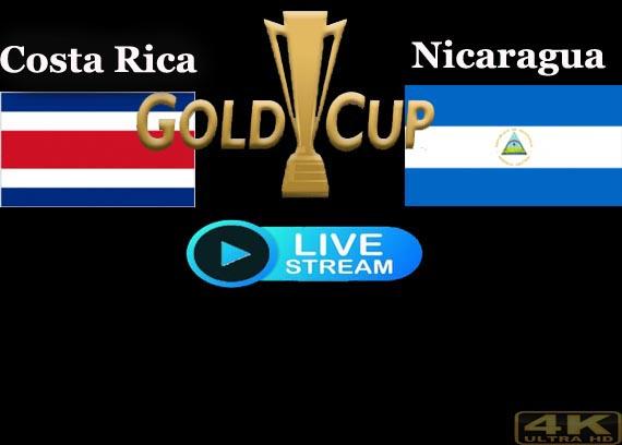 watch Costa Rica vs Nicaragua Live Streaming