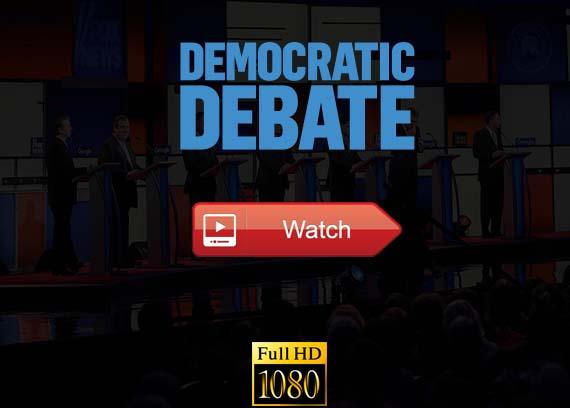 Democratic Debate reddit stream