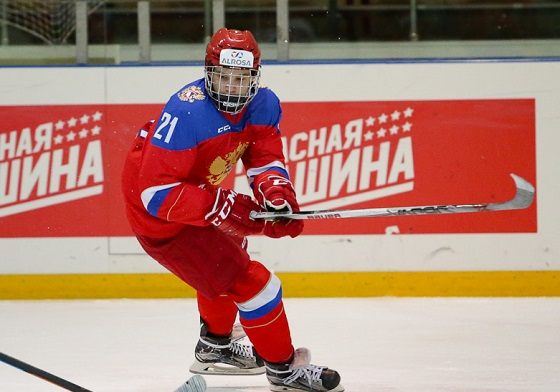 Oilers Select Maxim Denezhkin 193rd Overall
