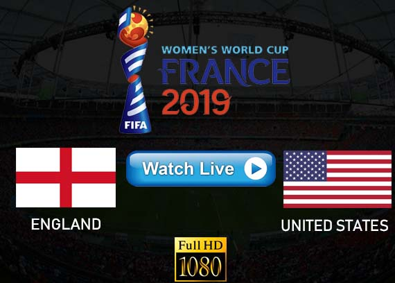 England vs USA World Cup 2019 live streaming Reddit
