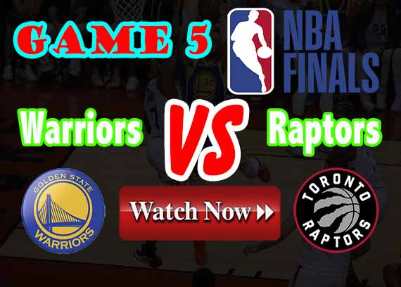 2019 NBA Finals game 5
