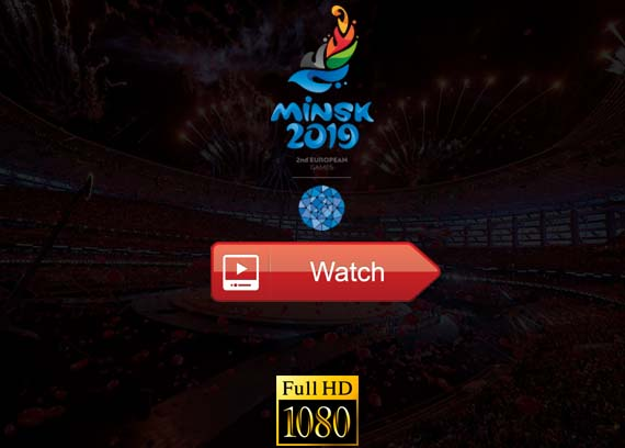 European Games live stream