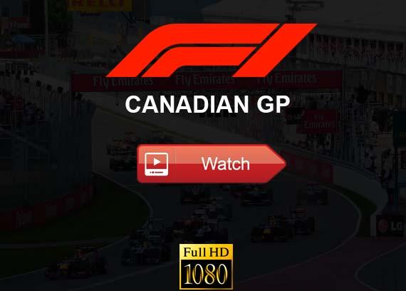 F1 Canadian GP Reddit live stream