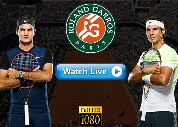Federer vs Nadal live streaming free