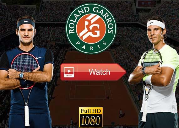 Federer vs Nadal live stream