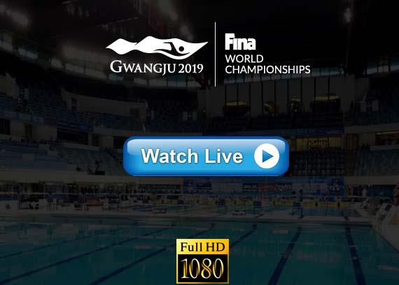 World Aquatics Championships live streaming