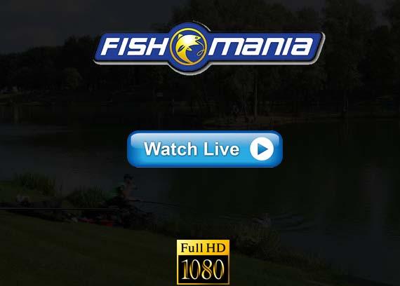 FishOMania 2019 live streaming online
