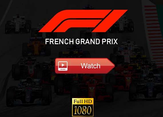 French Grand Prix live stream Reddit