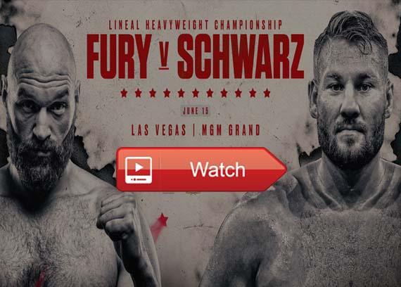 Fury vs Schwarz Reddit