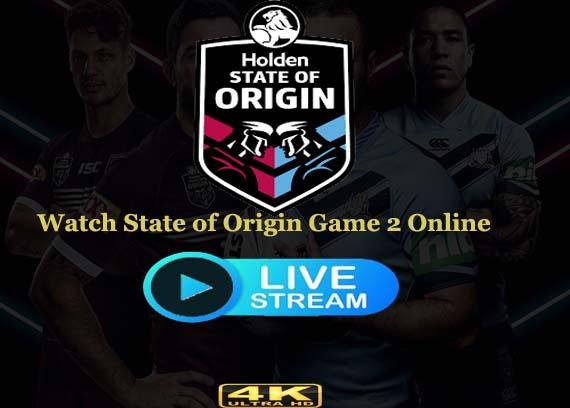 2019 Holden State of Origin Live