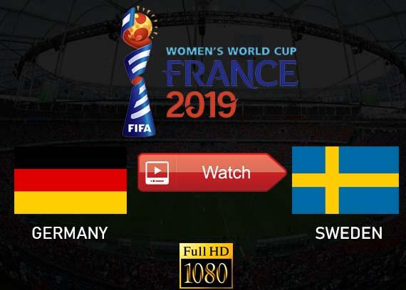 Germany vs Sweden live stream reddit