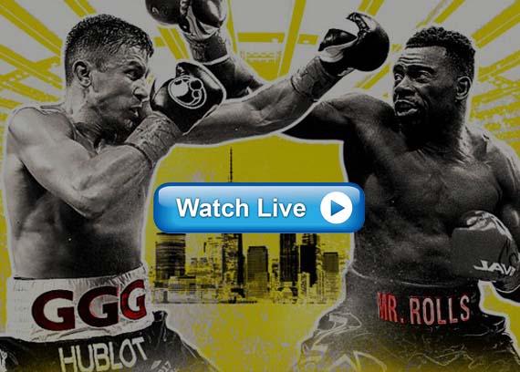 Golovkin vs Rolls 2019 boxing reddit