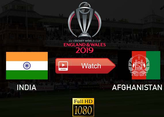India vs Afghanistan live stream