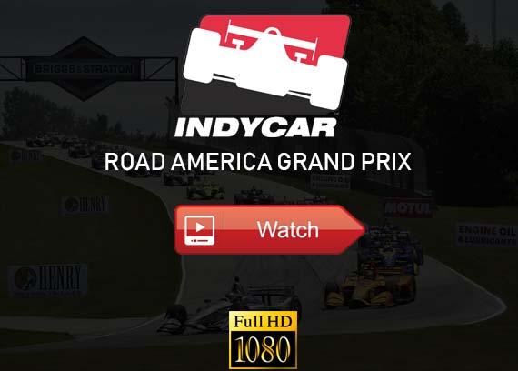 IndyCar Grand Prix at Road America live stream