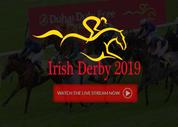 Dubai Duty Free Irish Derby Live