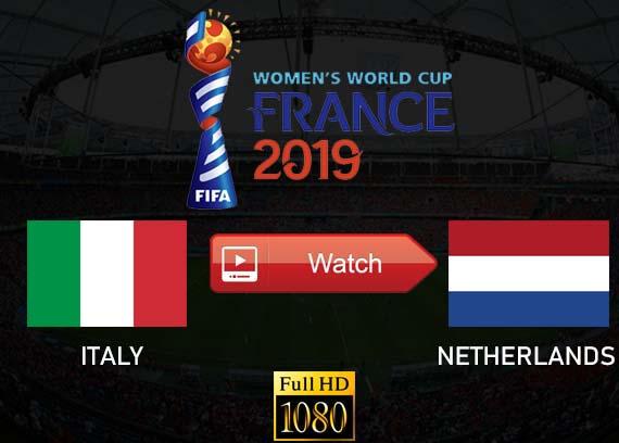 Italy vs Netherlands live stream Reddit