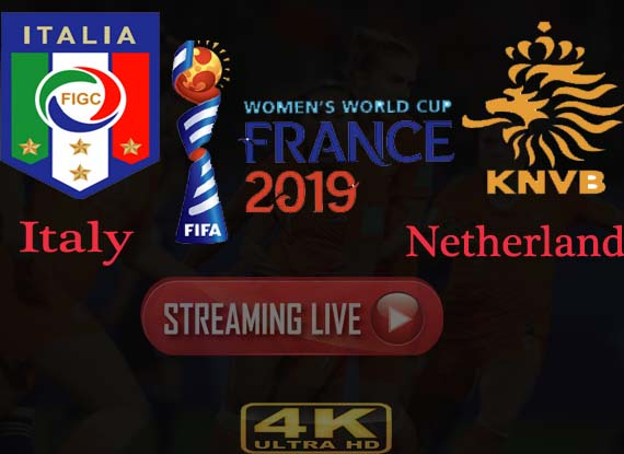Netherlands vs Italy Live Stream