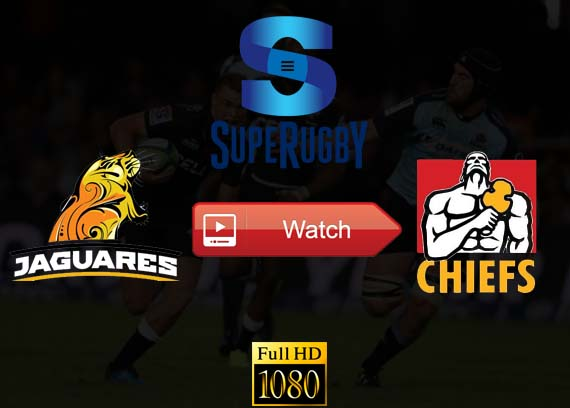 Jaguares vs Chiefs live stream