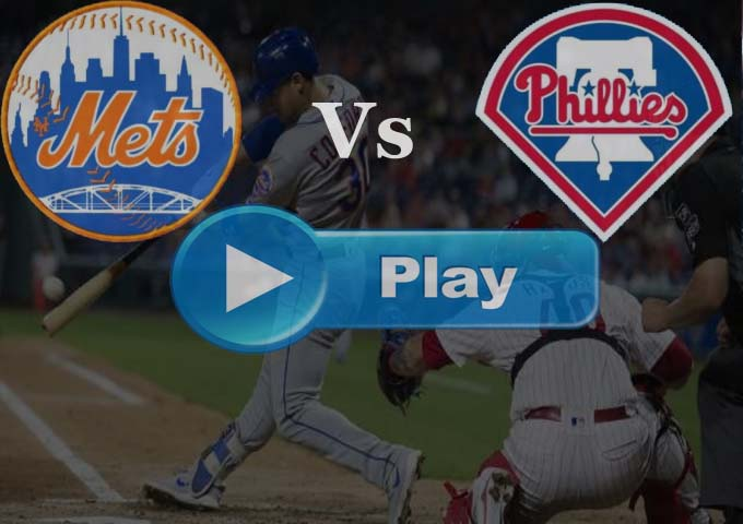 Phillies vs Mets Live