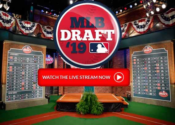 Watch MLB Mock Draft Live Stream