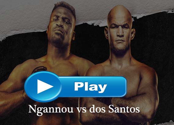 UFC Fight Night Live on ESPN 3
