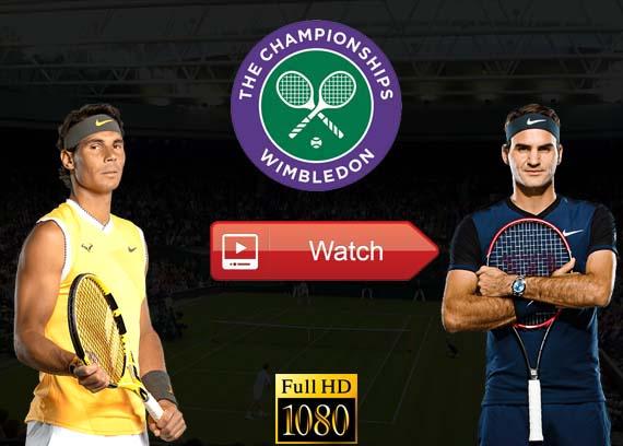 Nadal vs Federer live stream Reddit
